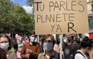 Marche Climat 2021 : découvrez les slogans les plus marquants