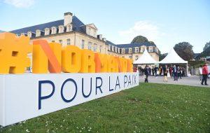 En Normandie, un forum mondial pour préparer la paix de demain