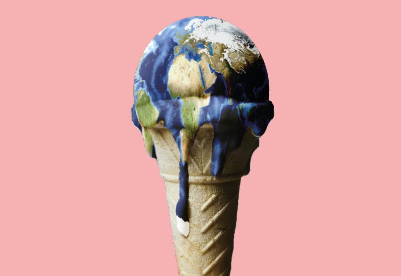 calculer le réchauffement climatique