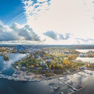 Lappeenranta : la ville où l'on vit dans le futur