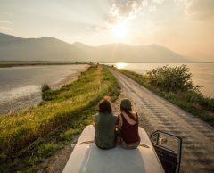 La vie en van: où  dormir avec son véhicule ?
