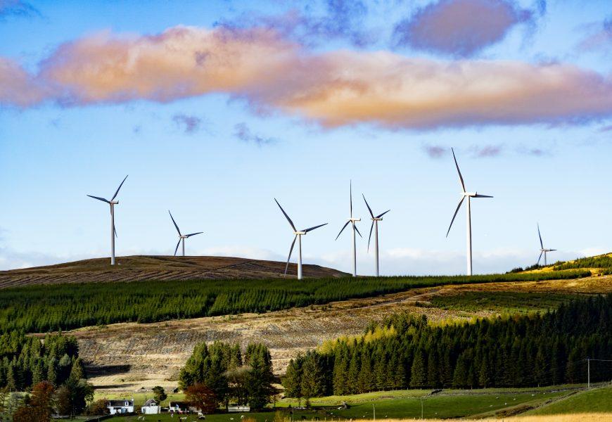 transition écologique Écosse