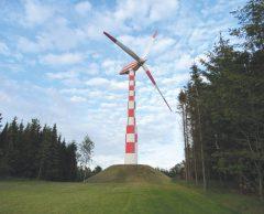 Au Danemark, ils ont construit la doyenne des éoliennes