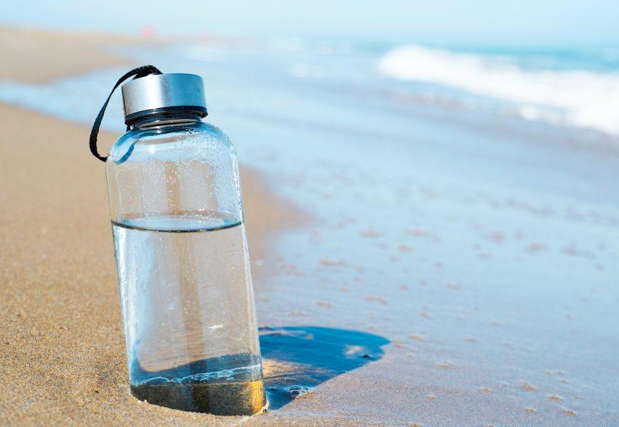gestes écolos à la plage