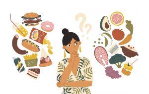 Confinement : voici comment adapter son régime alimentaire