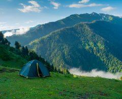 Camping sauvage : tout ce qu'il faut savoir pour se lancer