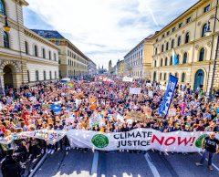 Le retour des jeunes en grève mondiale pour le climat