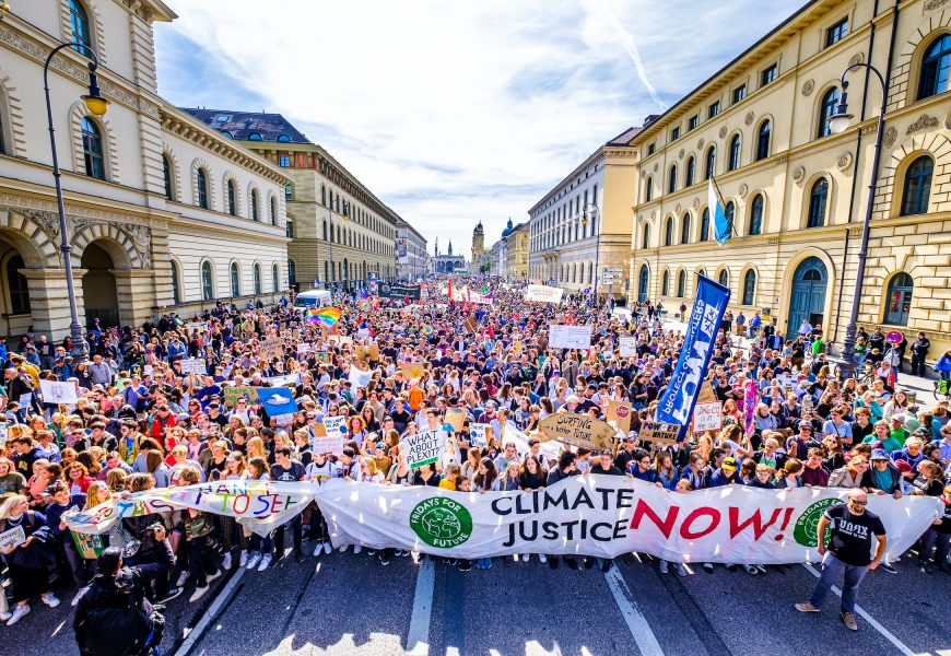 grève mondiale climat