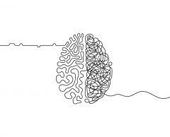 Le Covid-19 affecterait notre cerveau et nos facultés cognitives