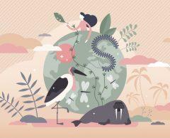 Un week-end pour protéger la faune sauvage au Jane Goodall Institute