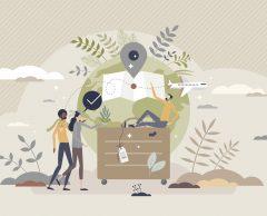 Tourisme et voyage aux temps post-humains