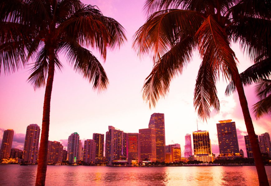 A Miami, la chaleur dépasse déjà 40 degrés plus de 40 jours par an.