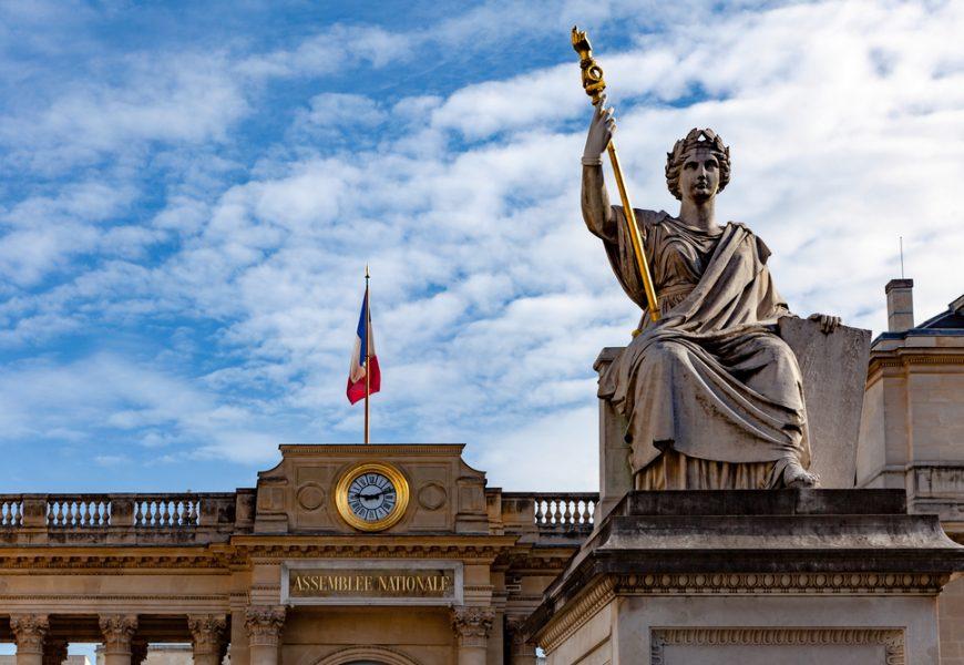 La loi Climat et résilience est en débat jusqu'au 16 avril.