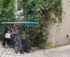 Vhélio : un vélo couché, solaire, biplace et open source !