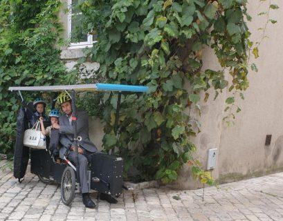 Vhélion un vélo biplace solaire