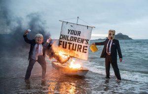 Ocean Rebellion : la nouvelle vague d'Extinction Rebellion
